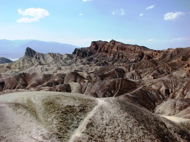 Долина Смерти достопримечательности