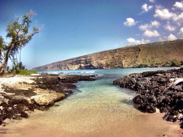 Kealekekua Bay State Historical Park - Manini Beach (South Kona)