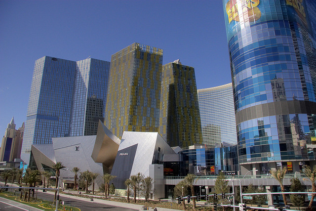Лас Вегас Сити Центр Las Vegas City Center