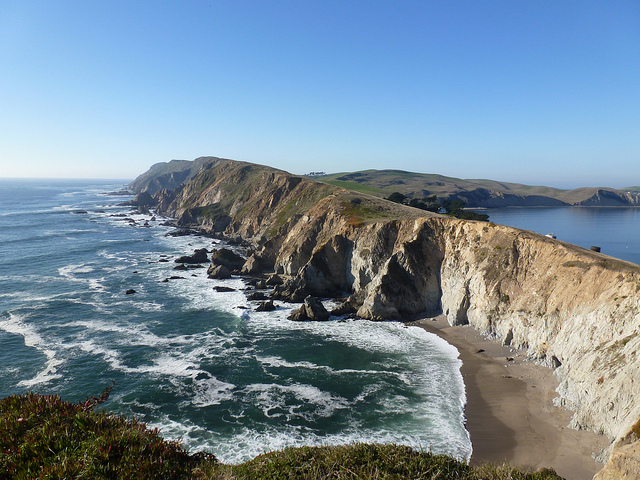 Point Reyes National Seashore, Marin County, California