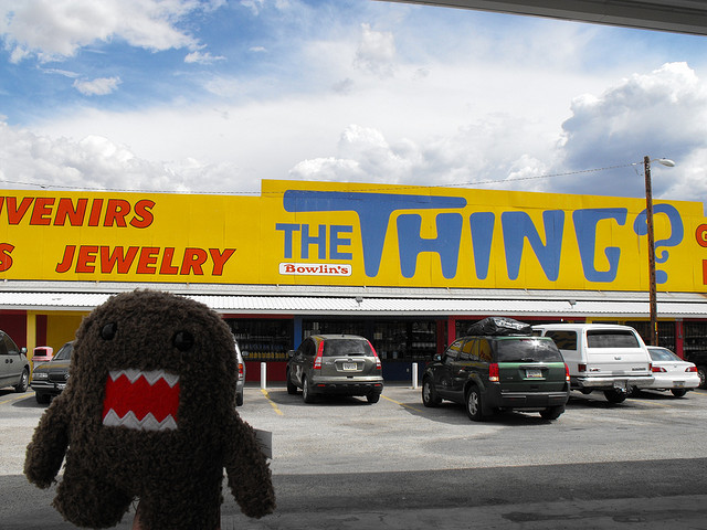 The Thing? (Dragoon, AZ)