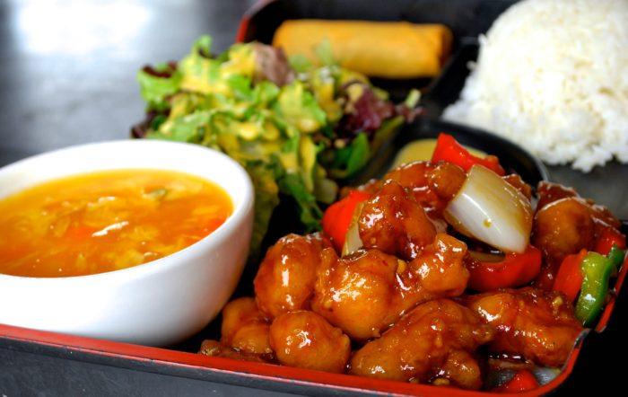 Китайская апельсиновая курочка или Chinese Orange Chicken