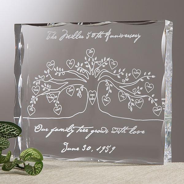 Интересные, необычные и оригинальные подарки, Подарки для ваших любимых, Персонализированное Семейное Древо Our Family Tree©