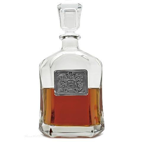 Необычные и оригинальные подарки для мужчин: Argos Personalized Liquor Decanter (Персонализированный Графин-декантатор)