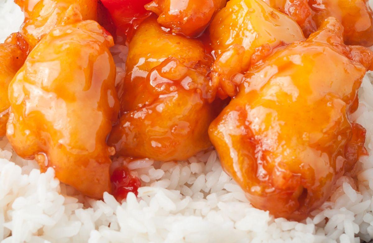 Лучший рецепт Orange Chicken