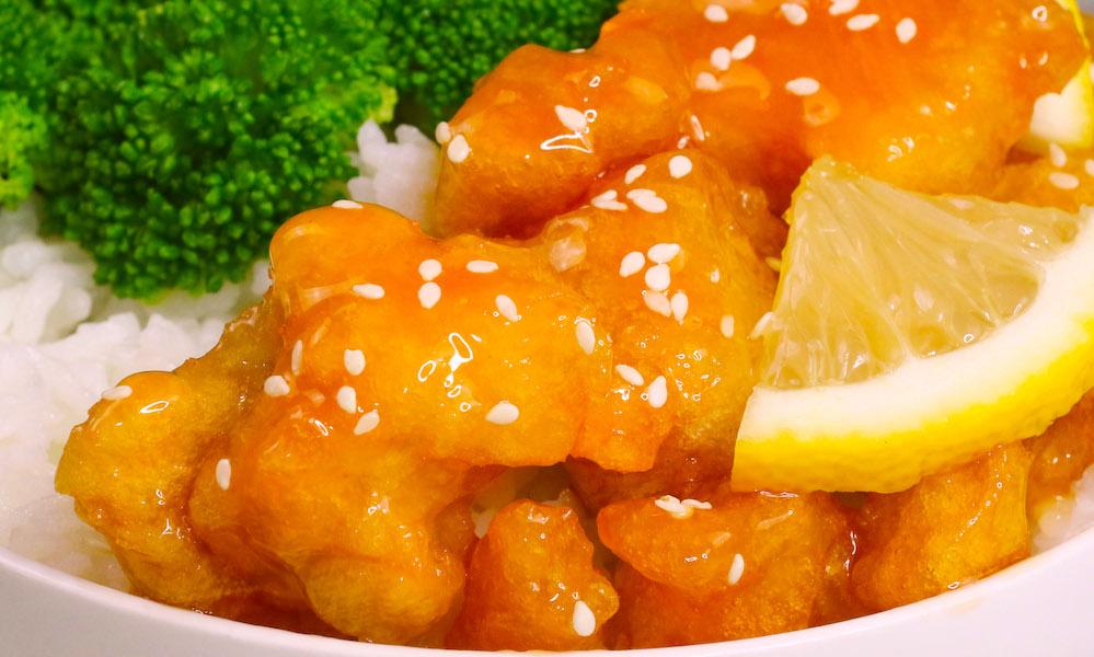 Лучший рецепт Lemon Chicken