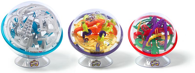 Шар-лабиринт Perplexus Maze Game, лучшие развивающие игрушки для ваших детей