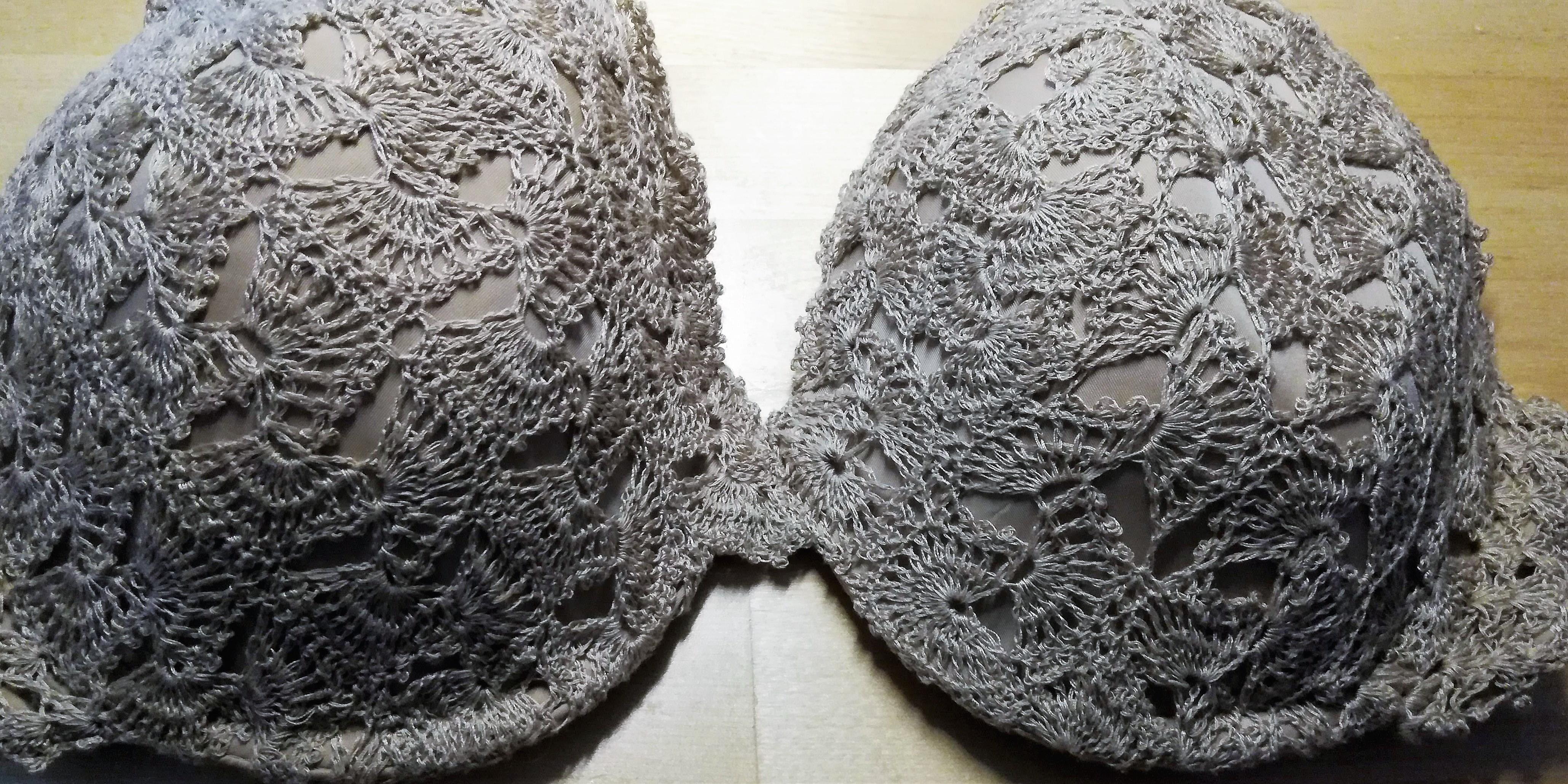 Кружевной купальник вязанный крючком, ручная работа | Crochet lace swimsuit