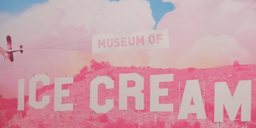 Музей мороженого в Сан Францисско, Museum of Ice Cream in San Francisco