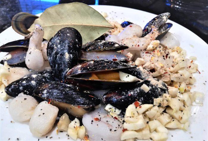 Лучший рецепт Клэм Чаудер из Новой Англии, Ново-английский суп из морепродуктов, New England Clam Chowder